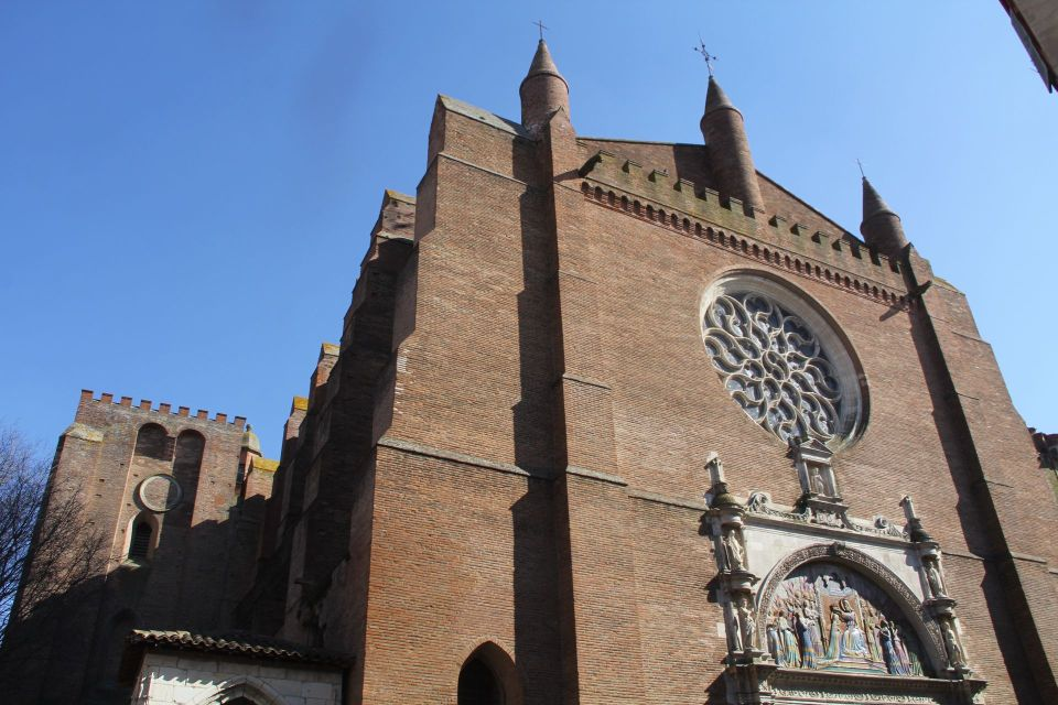 Notre-Dame de la Dalbade Church Toulouse