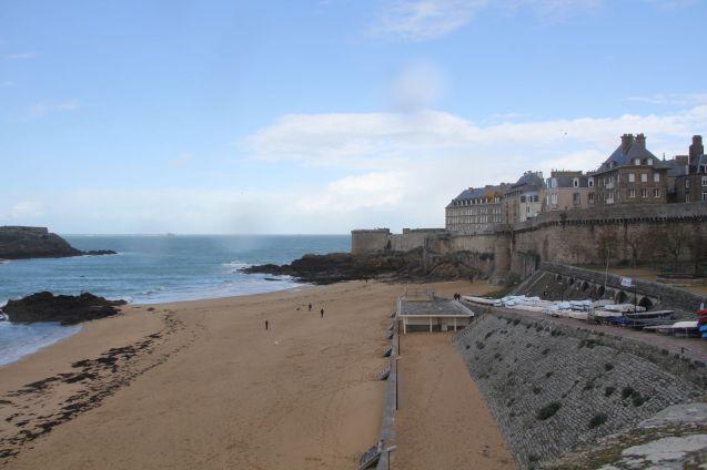 Passage des Bes Saint Malo