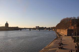 Quai de la Daurade Toulouse