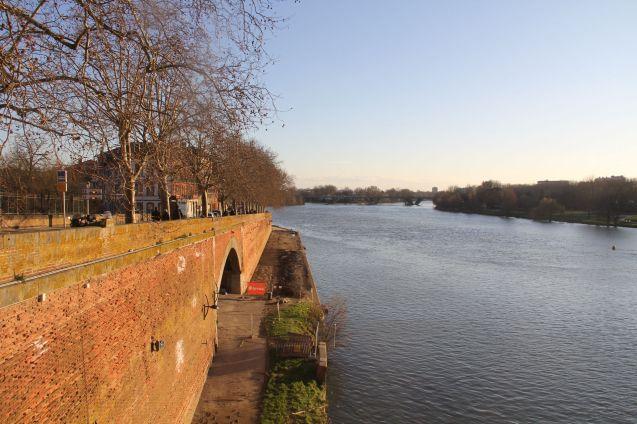 Quai des Tounis Toulouse