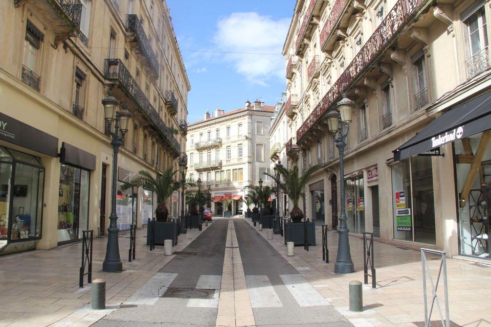 Streets Nimes