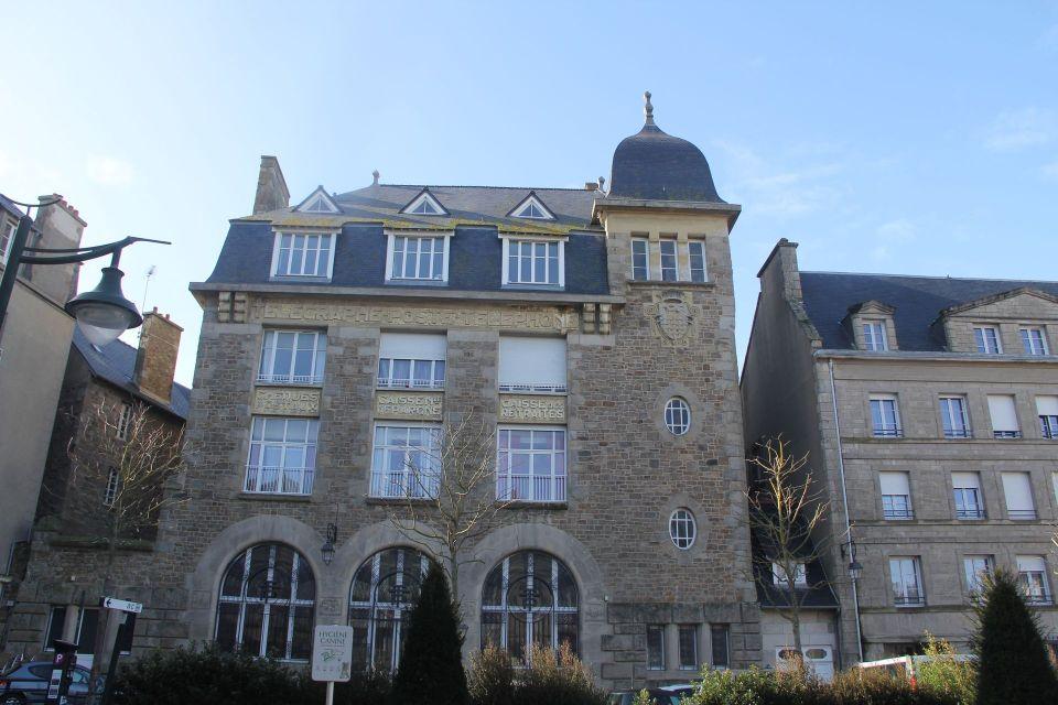 Telegraphe Building Saint Malo