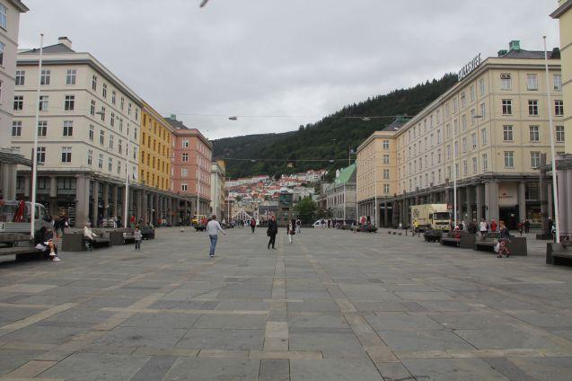 Torgallmenningen Bergen