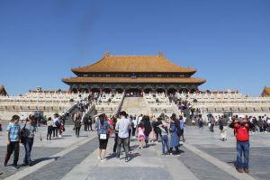 Forbidden City Hall of Supreme Harmony Beijing