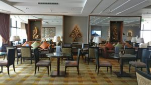 InterContinental Bangkok Executive Lounge