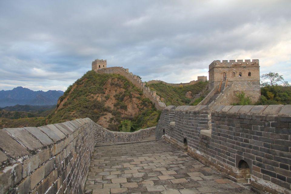 Jinshanling Chinese Wall