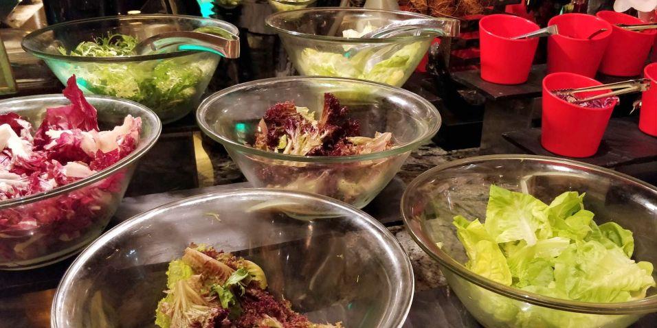 Pullman Shanghai Jing'an Breakfast