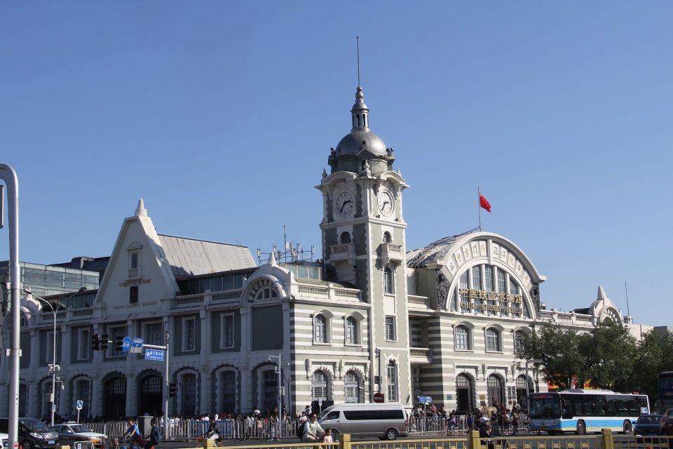 Railway Museum Beijing