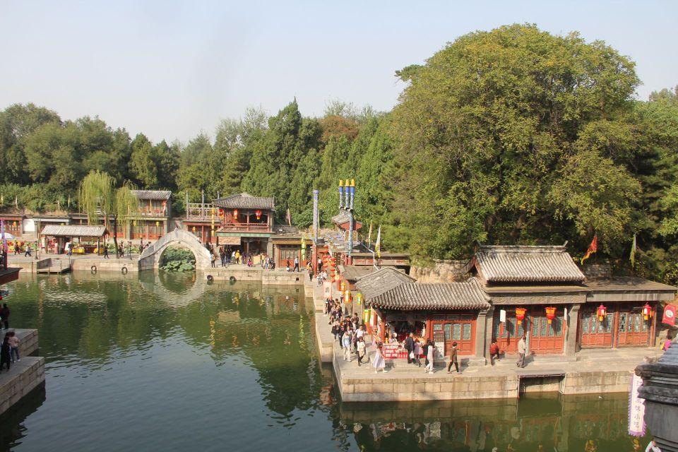 Summer Palace Beijing Suzhou Street