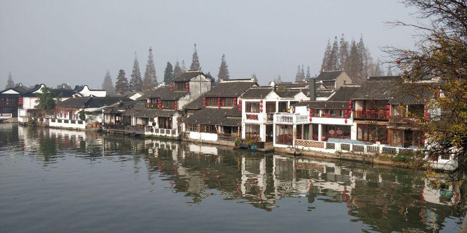 Zhujiajiao Fengshen Bridge View