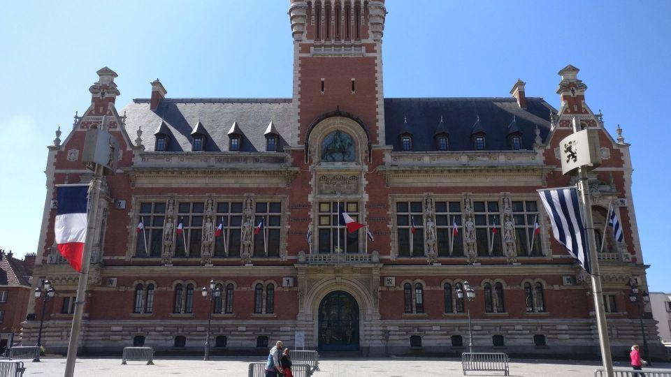 Beffroi de l_Hôtel de Ville de Dunkerque