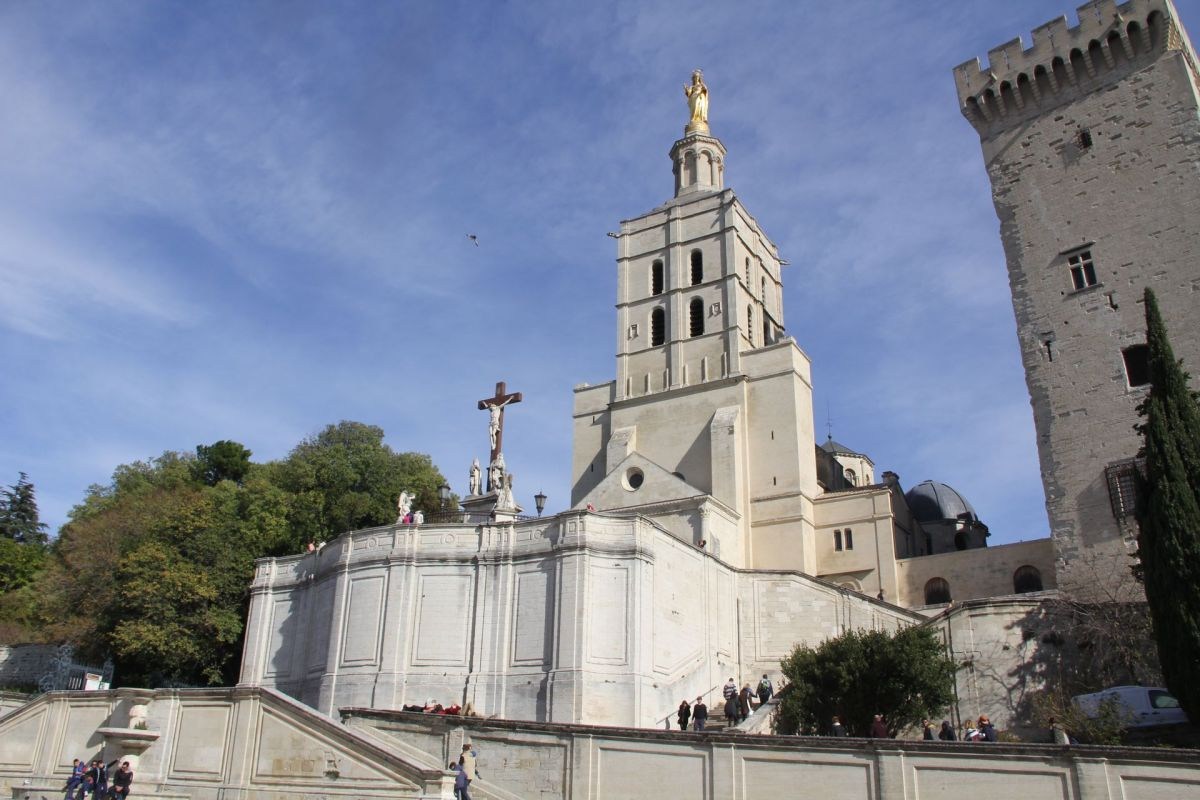 Cathedral d'Avignon