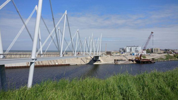 Grand Large Bridge Dunkerque