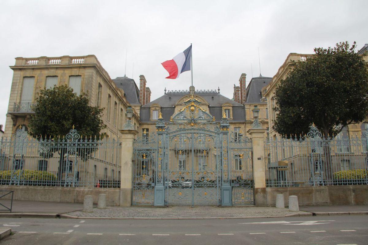 Hotel de la Prefecture Rennes