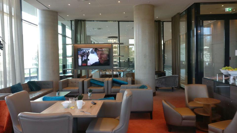 Marriott Bonn World Conference Center Executive Lounge