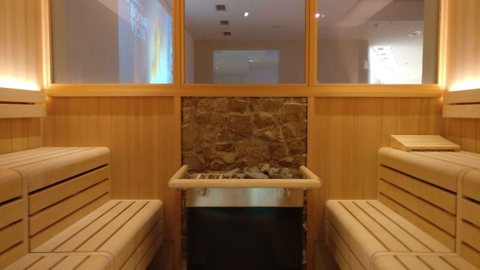 Marriott Bonn World Conference Center Sauna