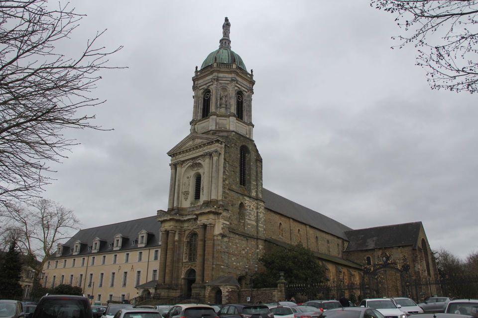 Notre-Dame-en-Saint-Melaine Rennes