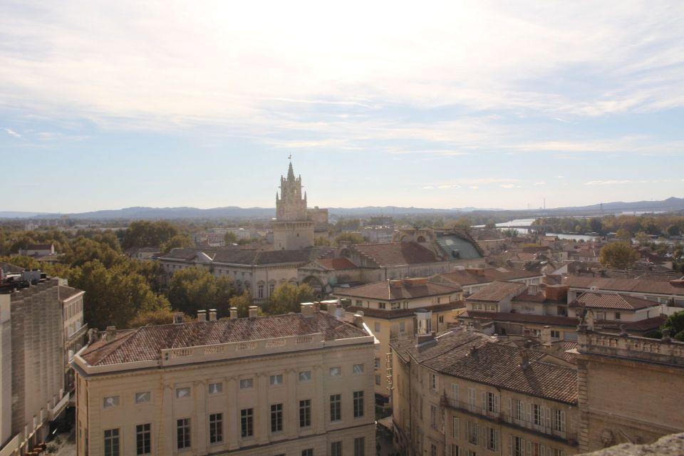 Palais du Papes Avignon
