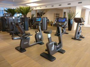 Palazzo Parigi Milan Gym