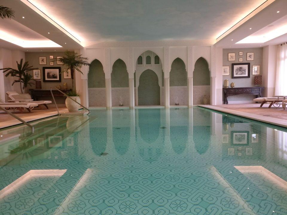 Palazzo Parigi Milan Pool