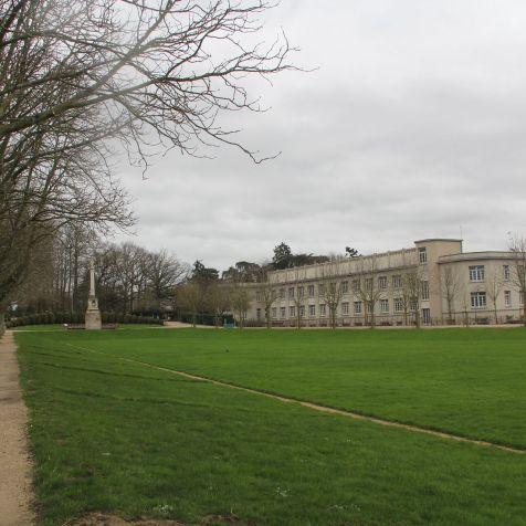 Parc du Tabor Rennes