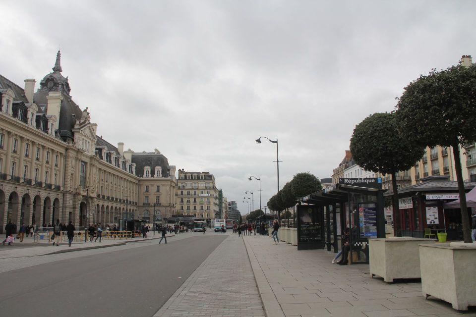 Place de la Republique Rennes