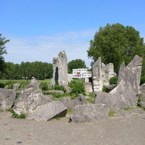 Sculptures Dunkerque