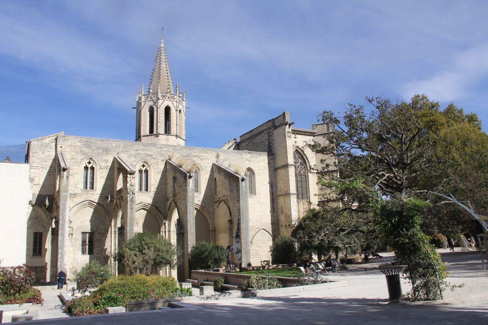 Square Agricol Perdiguier Avignon