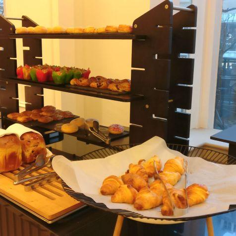 Steigenberger Wiltchers Brussels Breakfast