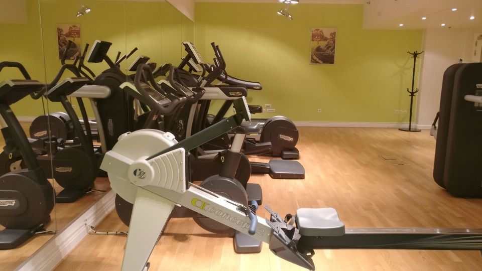 Steigenberger Wiltchers Brussels Gym