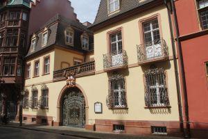 freiburg old town