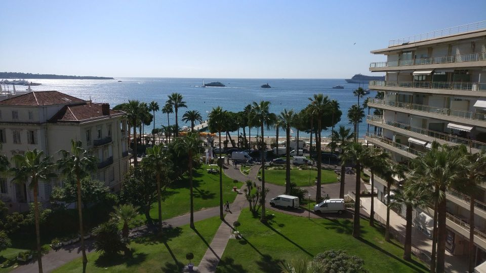 Grand Hotel Cannes Prestige Room View