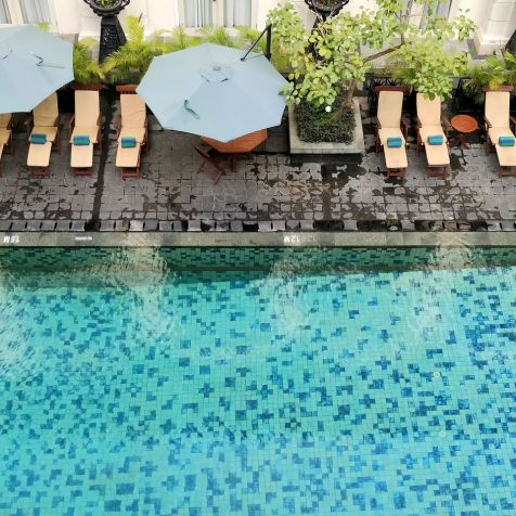 phoenix hotel yogyakarta legacy room view