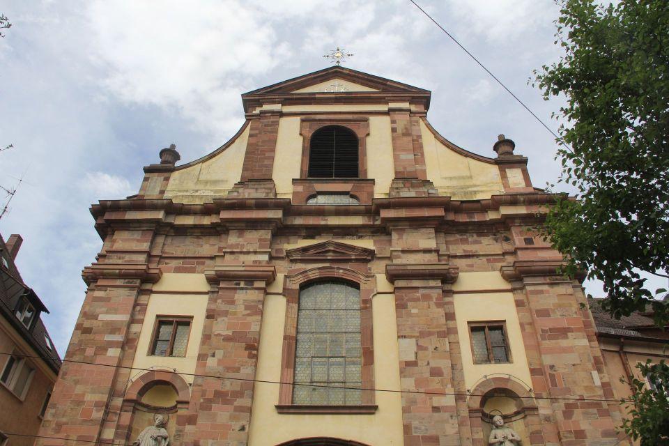 universitätskirche freiburg