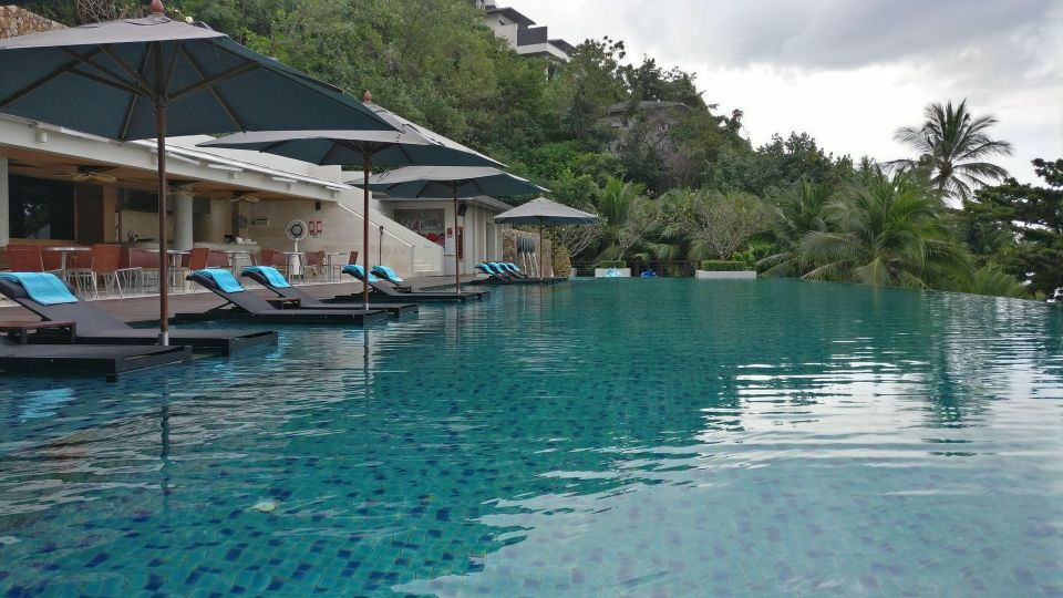 Conrad Koh Samui Pool