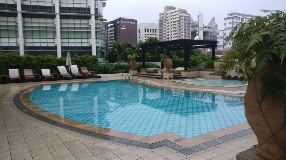 InterContinental Singapore Pool