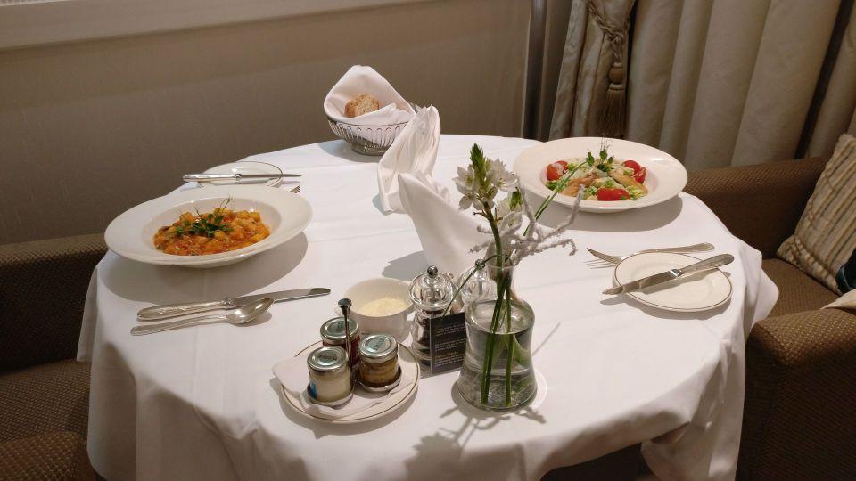 Kempinski Palace Portoroz Room Service