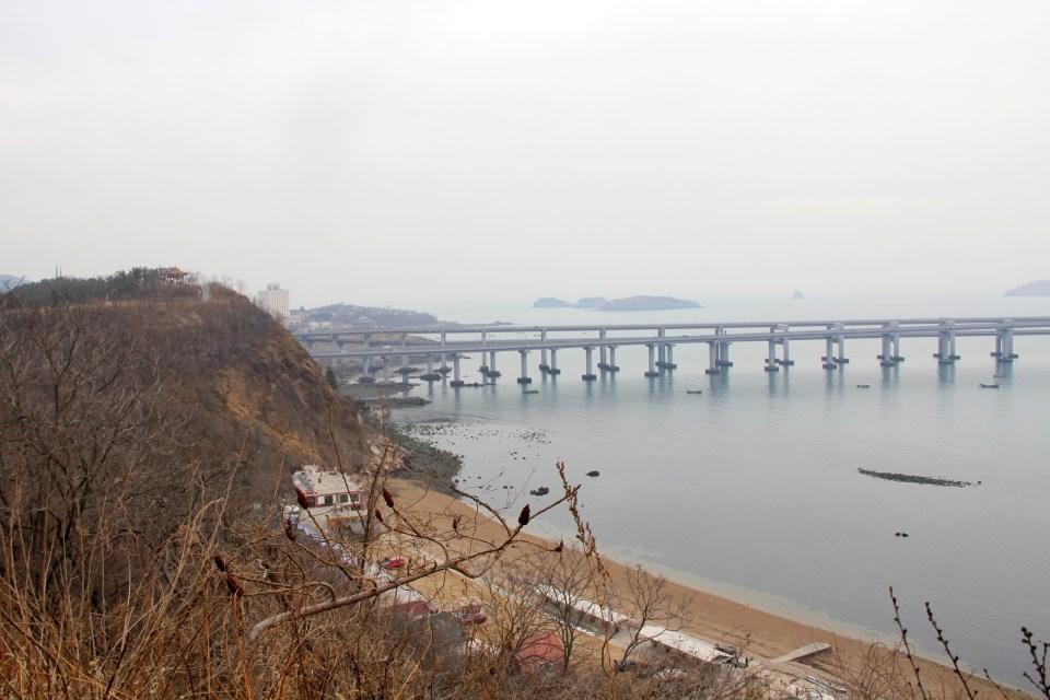 Binhai Road Dalian