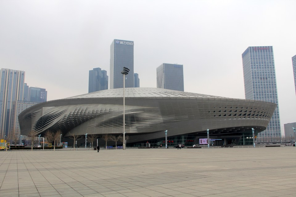 Dalian Convention Center