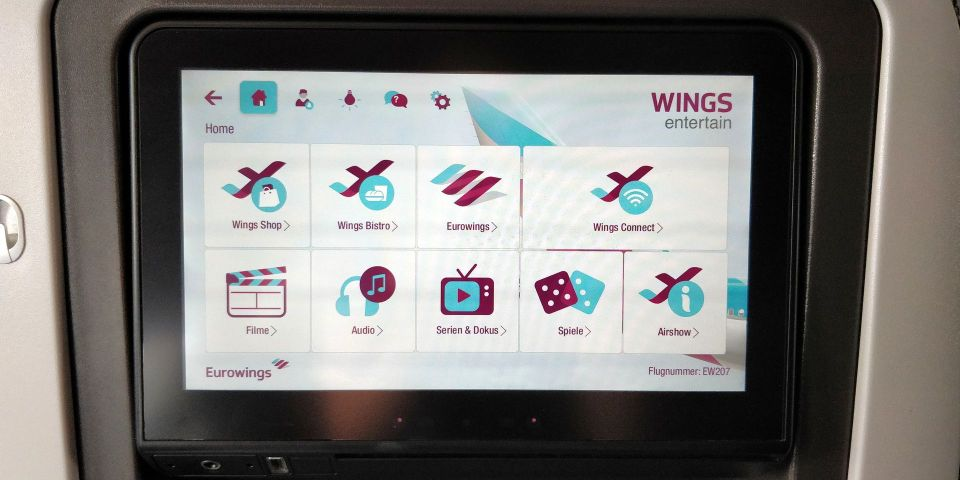 Eurowings Best Entertainment