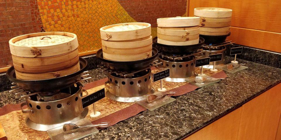 Four Seasons Shanghai Lounge Breakfast