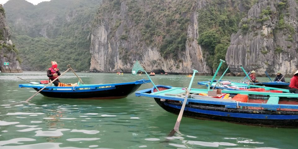 Ha Long Bay Boat Tour