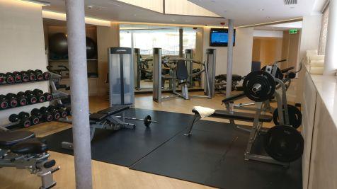 InterContinental Grand Stanford Hongkong Gym
