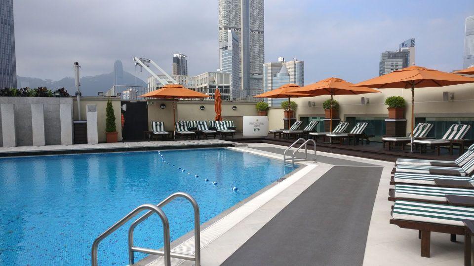 InterContinental Grand Stanford Hongkong Pool