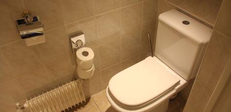 Sofitel Strasbourg Imperial Suite Second Bathroom