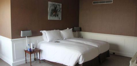 Sofitel Strasbourg Imperial Suite Second Bedroom