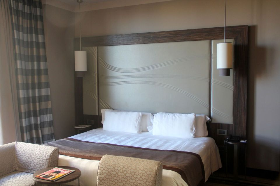 Uptown Palace Milan Deluxe Room