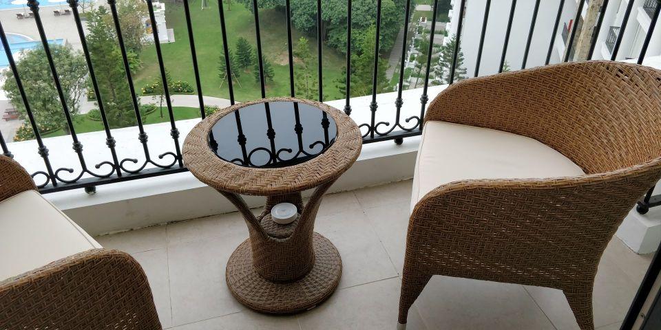 Vinpearl Resort Ha Long Bay Balcony