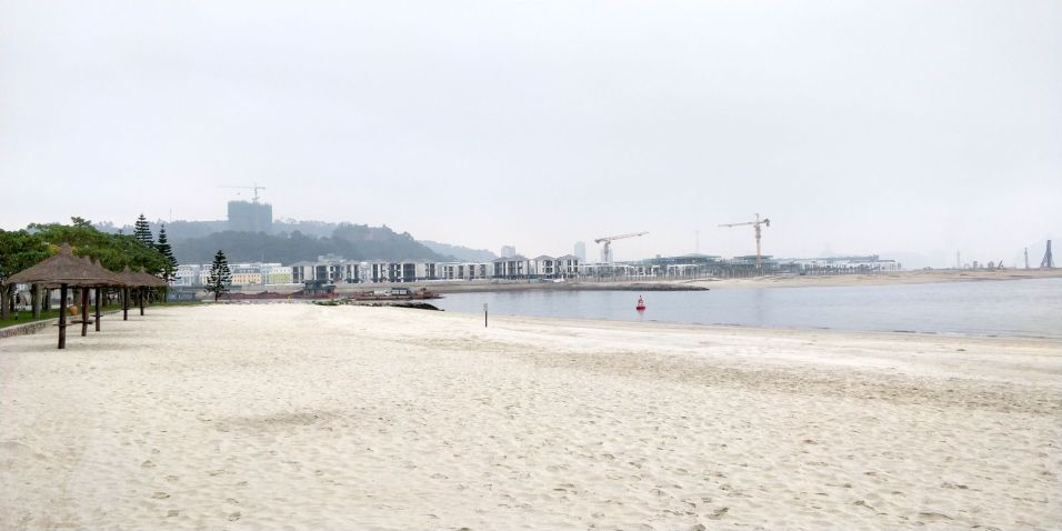 Vinpearl Resort Ha Long Bay Beach