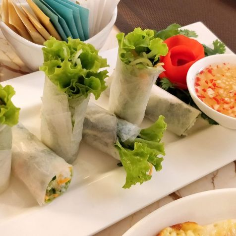 Vinpearl Resort Ha Long Bay Food